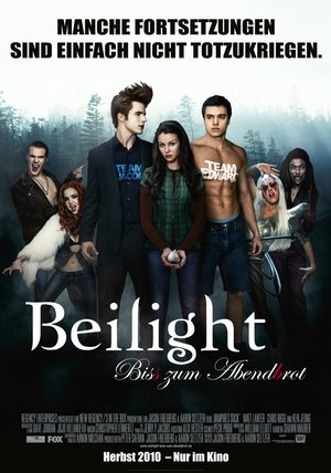 Beilight - Biss zum Abendbrot Poster