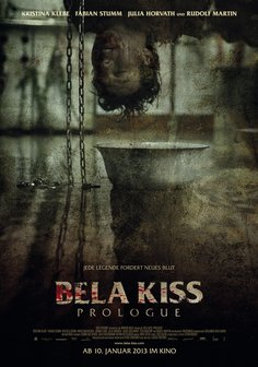 Bela Kiss: Prologue Poster