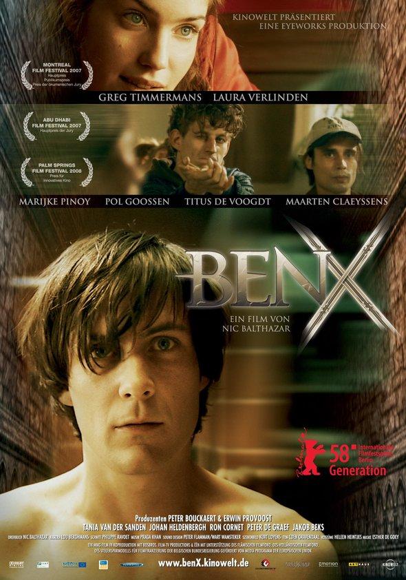 Ben X Poster