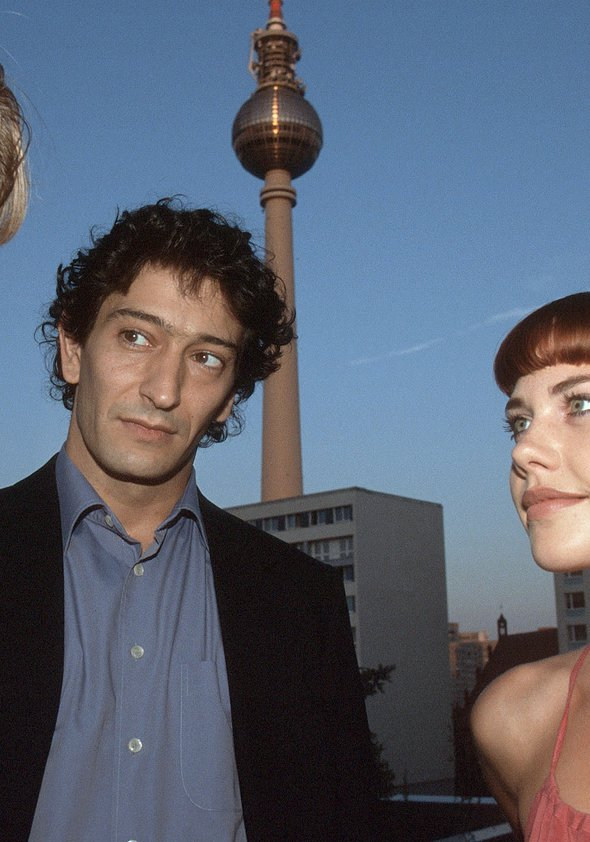 Berlin, Berlin (1. Staffel, 26 Folgen) Poster