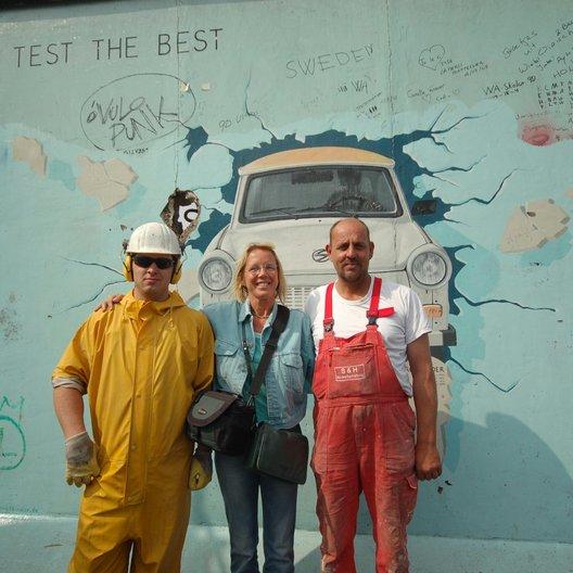 Berlin East Side Gallery - Trailer Poster