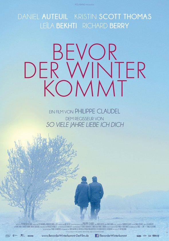 Bevor der Winter kommt Poster