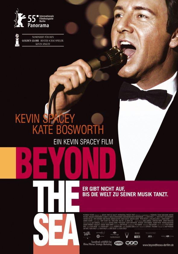 Beyond the Sea - Musik war sein Leben Poster