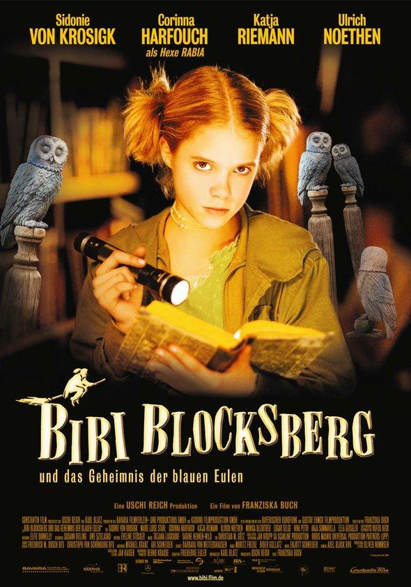 Bibi Blocksberg und das Geheimnis der blauen Eulen Poster