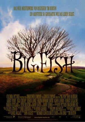 Big Fish - Der Zauber, der ein Leben zur Legende macht Poster