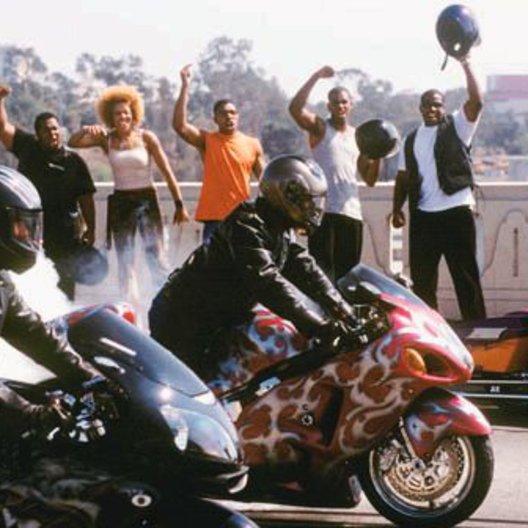 Biker Boyz - Trailer Poster