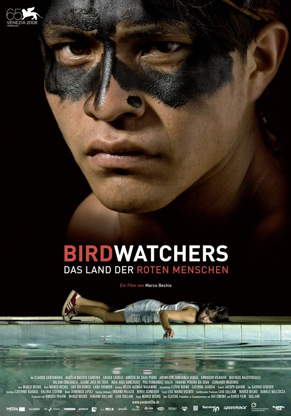 Birdwatchers - Im Land der roten Menschen Poster
