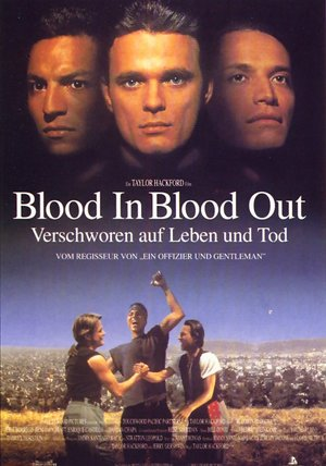 Blood in Blood Out Poster