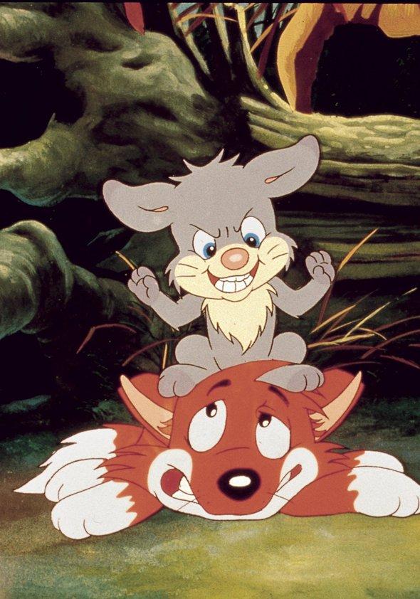 Bobo und die Hasenbande Poster