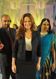Bollywood lässt Alpen glühen