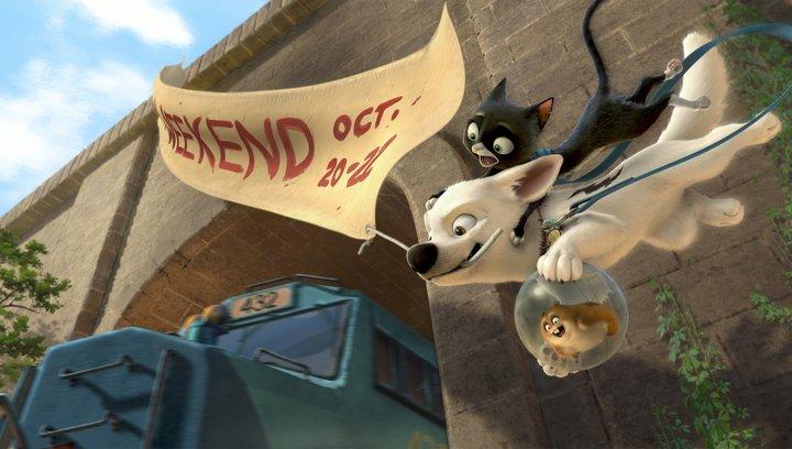 Bolt - Ein Hund für alle Fälle - Trailer Poster