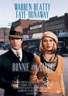 Bonnie und Clyde Poster