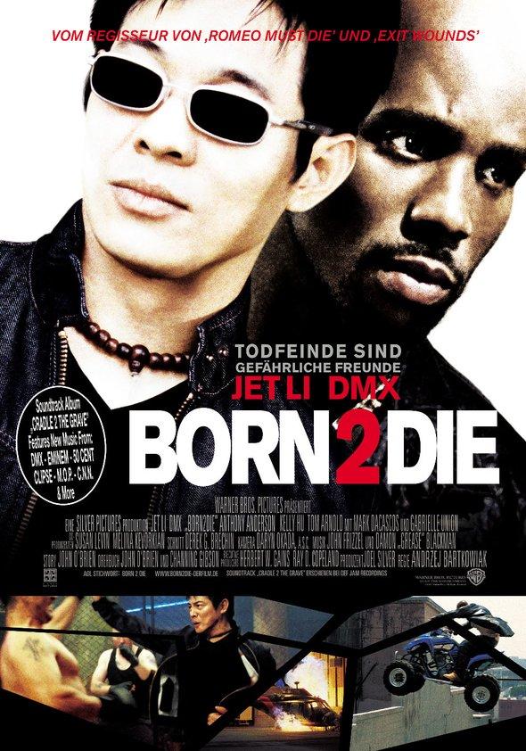 Born 2 Die Poster