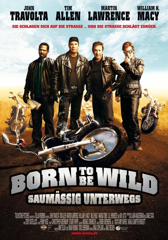 Born to Be Wild - Saumäßig unterwegs Poster