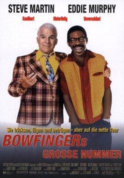 Bowfingers große Nummer Poster