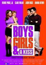 Boys, Girls & a Kiss Poster
