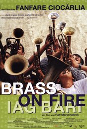 Brass on Fire - Iag Bari