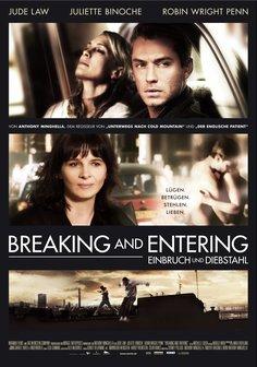 Breaking and Entering - Einbruch und Diebstahl Poster