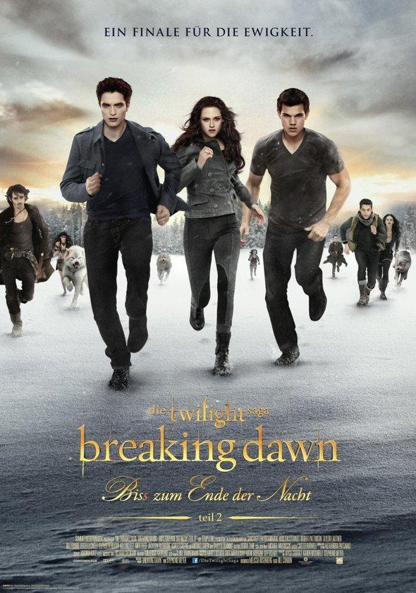 Breaking Dawn - Biss zum Ende der Nacht, Teil 2 Poster
