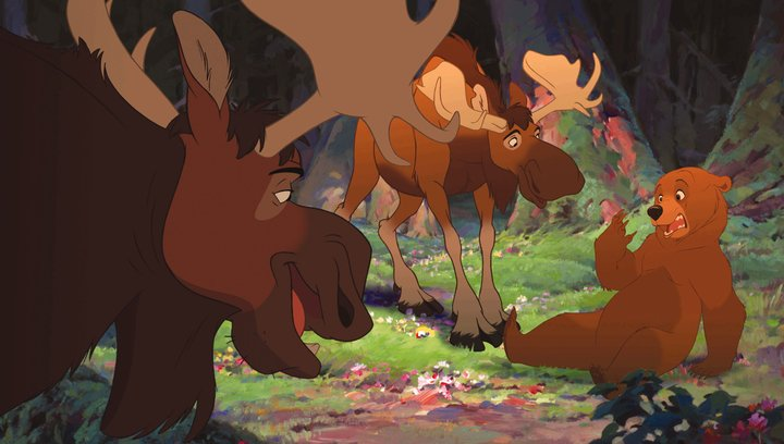 Bärenbrüder - Trailer Poster