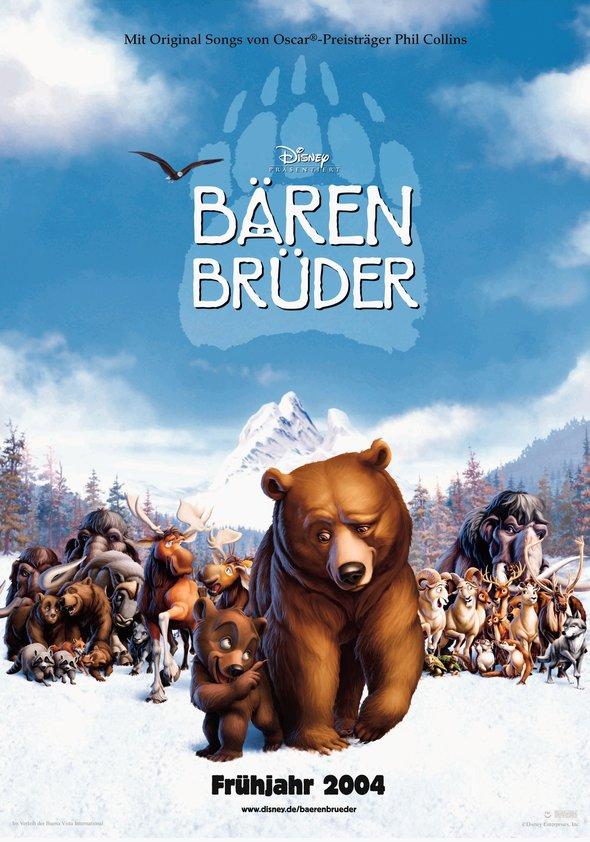 Bärenbrüder Poster