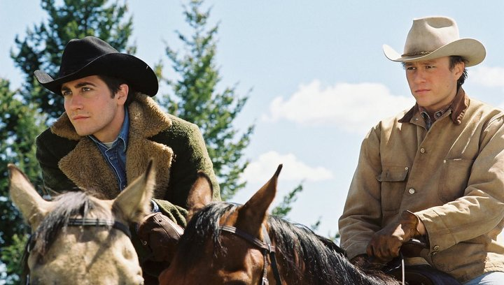 Brokeback Mountain - Trailer Poster
