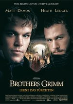 Brothers Grimm Poster