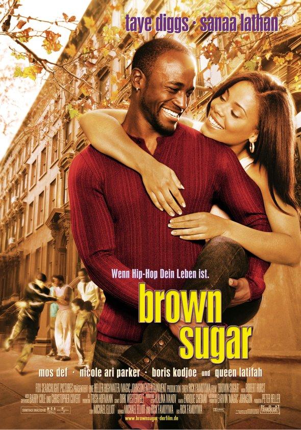 Brown Sugar Poster