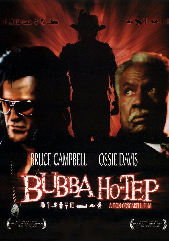 Bubba Ho-tep Poster