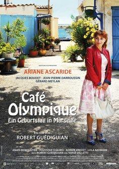Café Olympique - Ein Geburtstag in Marseille Poster