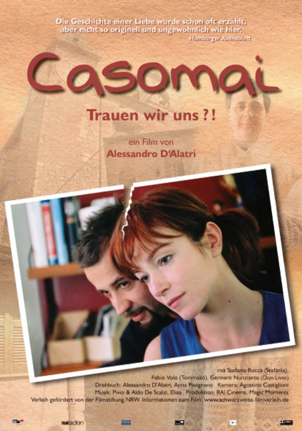 Casomai - Trauen wir uns?! Poster