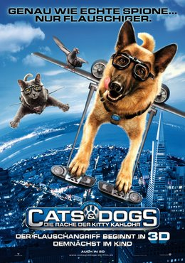 Cats & Dogs - Die Rache der Kitty Kahlohr