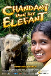 Chandani und ihr Elefant