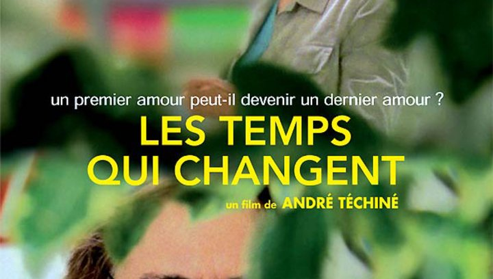Changing Times - OV-Trailer Poster