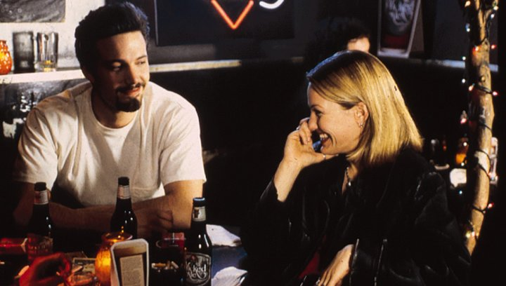 Chasing Amy - Trailer Poster