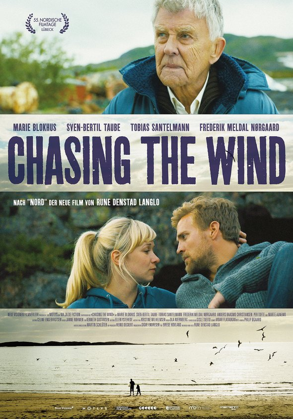Chasing the Wind Poster