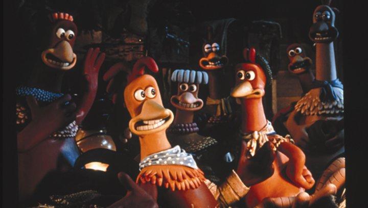 Chicken Run - Hennen Rennen - Trailer Poster