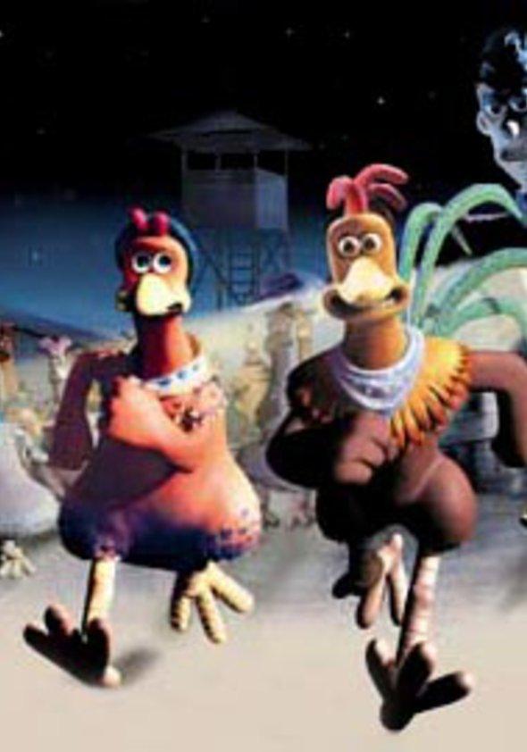 Chicken Run - Hennen Rennen Poster