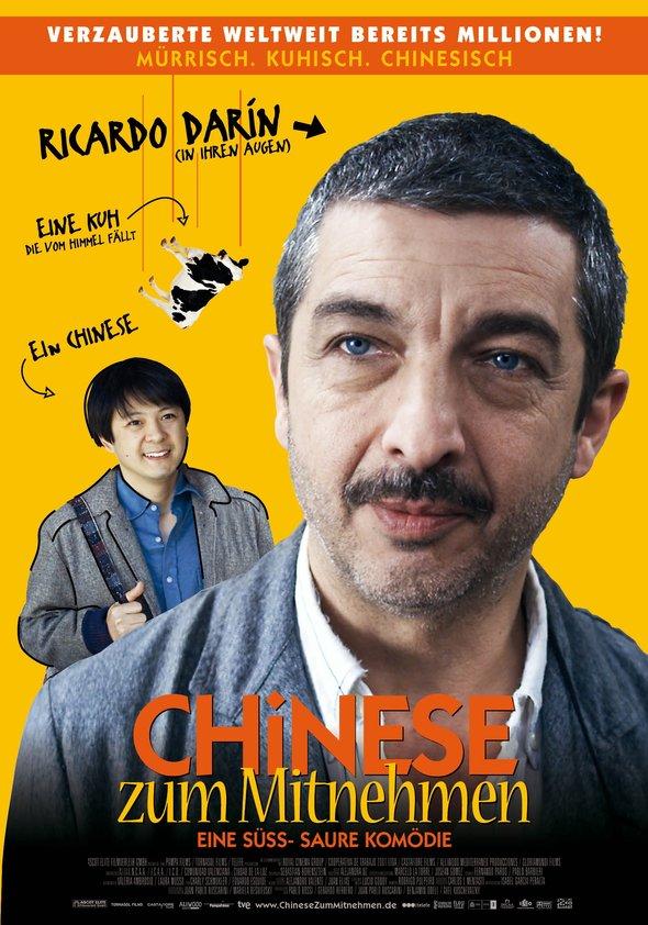 Chinese zum Mitnehmen Poster