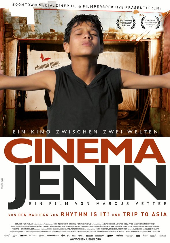 Cinema Jenin Poster