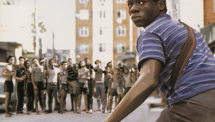 City of God - Trailer Poster