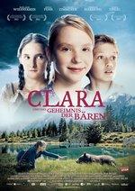 Clara und das Geheimnis der Bären Poster