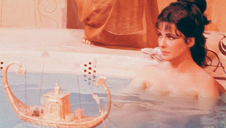 Cleopatra (BluRay-/DVD-Trailer) Poster