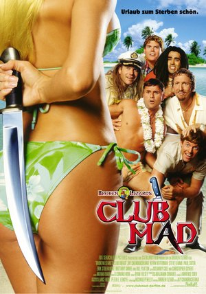 Club Mad Poster