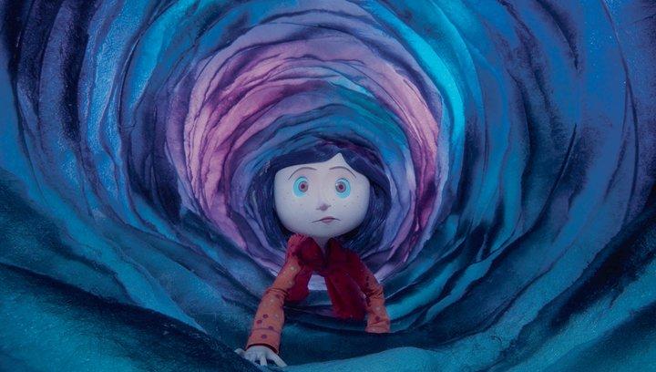Coraline - Trailer Poster