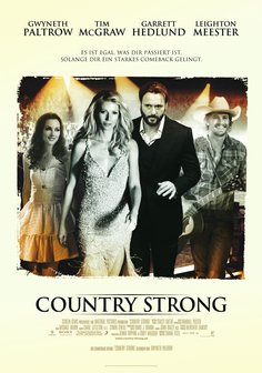 Country Strong Poster