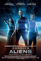 Cowboys &amp&#x3B; Aliens