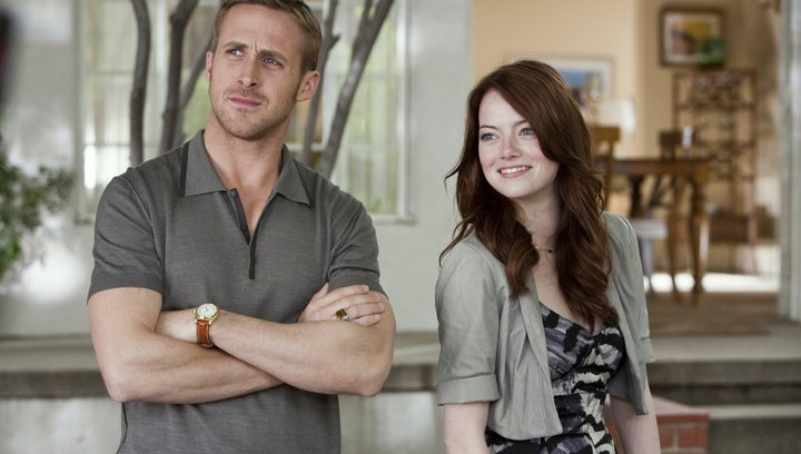 Crazy, Stupid, Love - Trailer Poster