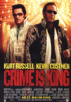 Crime Is King Poster