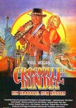 Crocodile Dundee - Ein Krokodil zum Küssen Poster